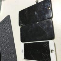 iPhone7 iPhoneX iPhone7plus画面割れ